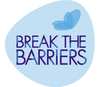 break the barriers