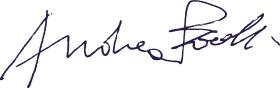 firma Andrea Bocelli
