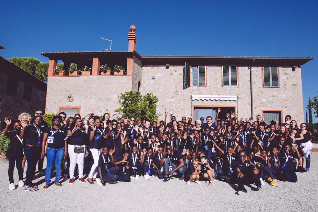 VOICES OF HAITI IN ITALY 2017 – DAY 2