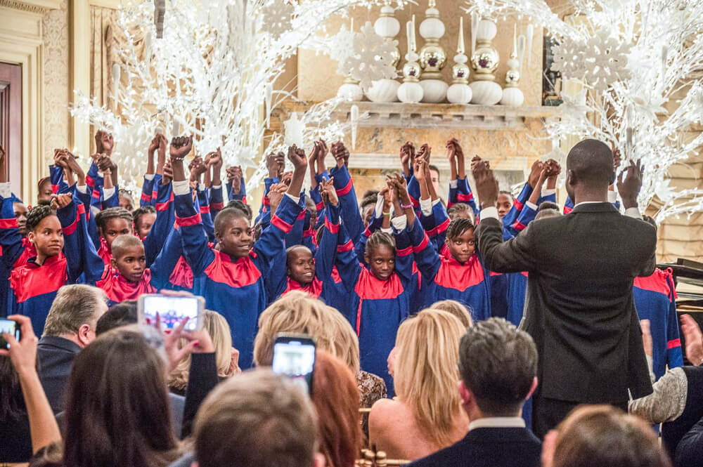 Voices of Haiti in New York 2018 - 10 Dicembre - Giorno 1
