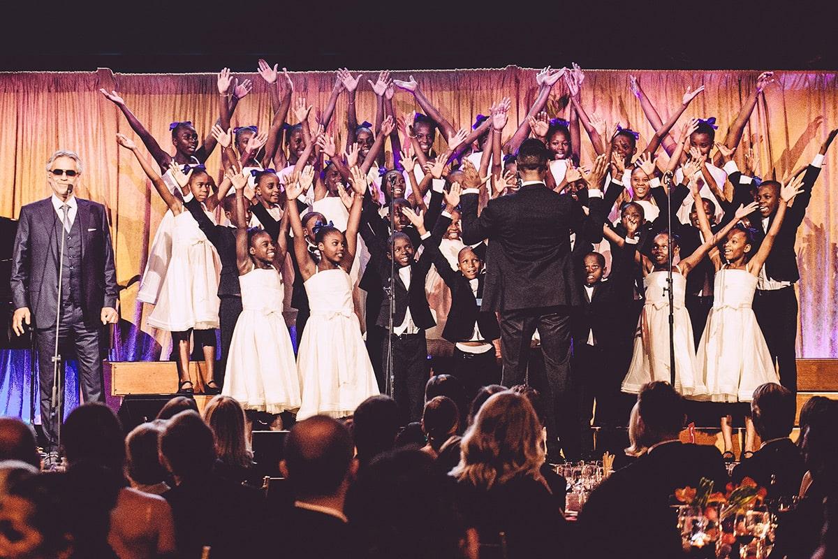 """""""Voices of Haiti"""" a New York: un Natale di opportunita' e speranza."""